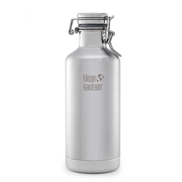 Termoska KLEAN KANTEEN Vacuum Insulated Growler 946 ml - nerezová