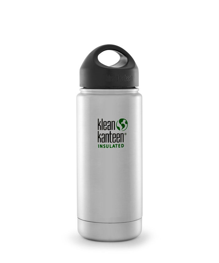 Termoska KLEAN KANTEEN Insulated 473 ml - brushed stainless