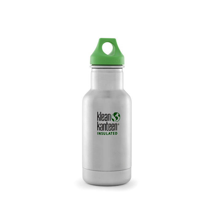 Termoska KLEAN KANTEEN Kid Classic Insulated 355 ml - nerezová