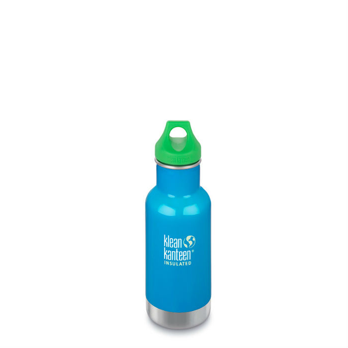 Termoska KLEAN KANTEEN Kid Classic Insulated 355 ml - Little pond