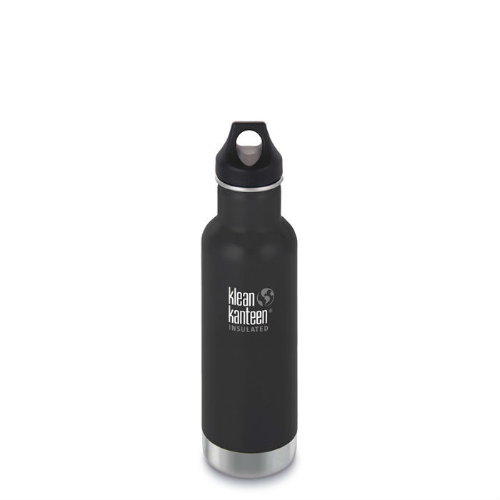 Termoska KLEAN KANTEEN Classic Insulated 592 ml - Shale Black