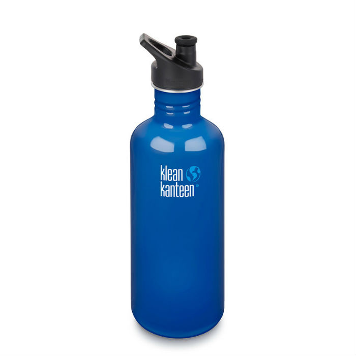 Láhev KLEAN KANTEEN Classic 1182 ml - Blue Planet