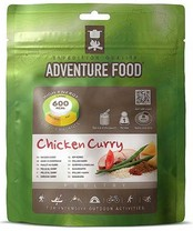 Adventure Food - Chicken Curry